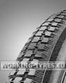 Neumáticos Ortopédicos - Duro HF111 22-1 3/8 2PR TT