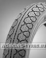 Neumáticos Ciclomotor - Heidenau K36 2 3/4-16 (20x2.75, 2.75-16) 43J TT