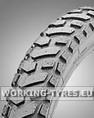 Neumáticos Enduro, Cross - Heidenau K60 4.10-18 60S TT