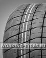 Neumáticos Kart - KingsTire KT737 (Rain) 11x7.10-5 4PR SL68 TL