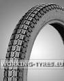 Neumáticos Ciclomotor - KingsTire KT919 2 1/2-14 (2.50-14) 4PR TT