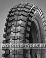 Neumáticos Minimotos - Qingda Q204 Cross 12 1/2x2 3/4 2PR TT