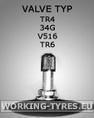 Cámara de aire - Quads, ATV - Càmara 16x8.00-7 TR6