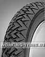 Neumáticos Ciclomotor - VeeRubber V087 2 1/4-17 (21x2.25, 2.25-17) 39J TT